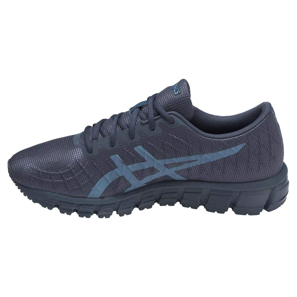 ASICS - Herren Gel-Quantum 180 4 Schuhe Tarmac/Steel Blue