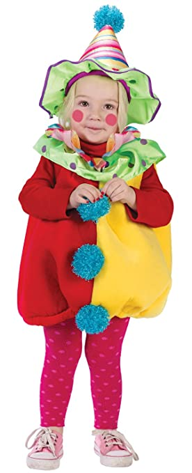 Toddler Cutie Clown Costume - 12-24 Months