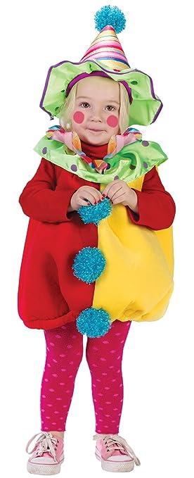 Toddler Cutie Clown Costume - 12-24 Months