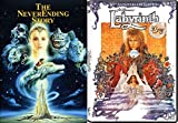 The Never Ending Story & Labyrinth (30th Anniversary Edition) 2-DVD Fantasy Bundle