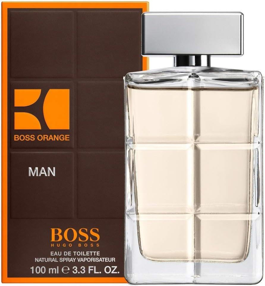 Hugo Boss, Agua de tocador para hombres - 100 ml.