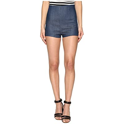 Clayton Womens Denim Pier Shorts