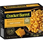 Cracker Barrel Macaroni and Cheese, Sharp Cheddar, 14 Ounce