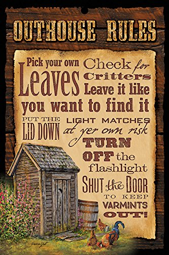- Outhouse Rules 8