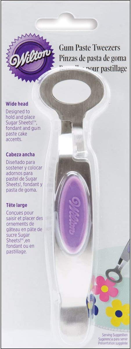 Wilton Gum Paste Tweezers Wide