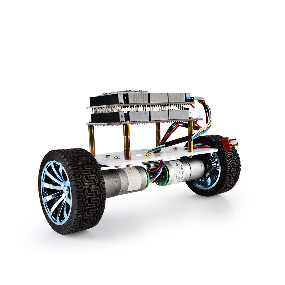 SainSmart Upgraded Smart Robot Car Kit with Mega InstaBots V4 Kit with Bluetooth module, Arduino Programmable Robot Kit for Learn Coding, Robotics, Electronics and Have Fun