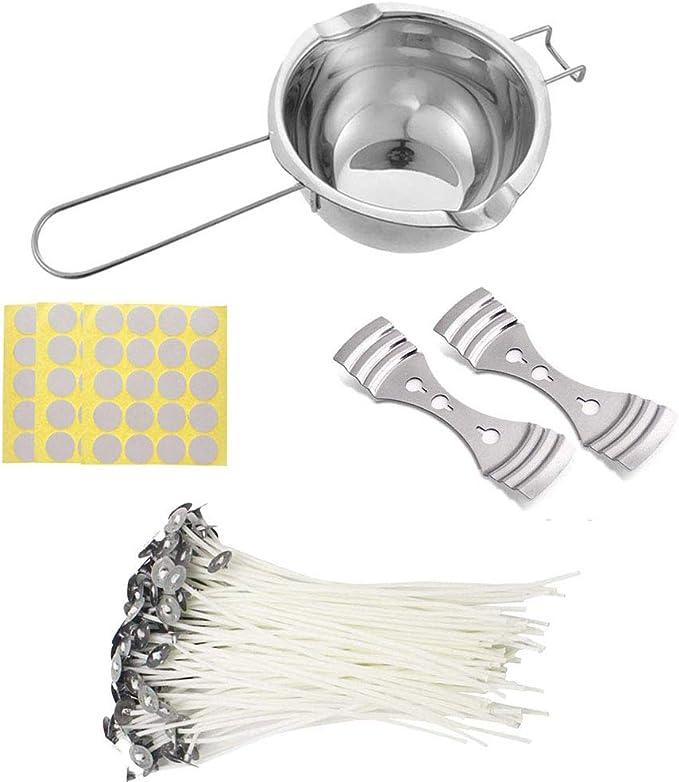OeyeO Kit de fabricación de velas, herramientas de ...