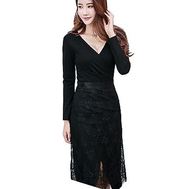 Damen kleid tailliert