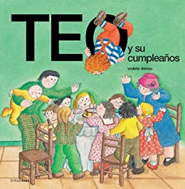 Amazon.com: Teo y su cumpleaños (Spanish Edition) eBook ...