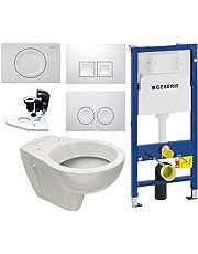 toiletten badinstallation baumarkt einteilige toiletten zweiteilige toiletten. Black Bedroom Furniture Sets. Home Design Ideas