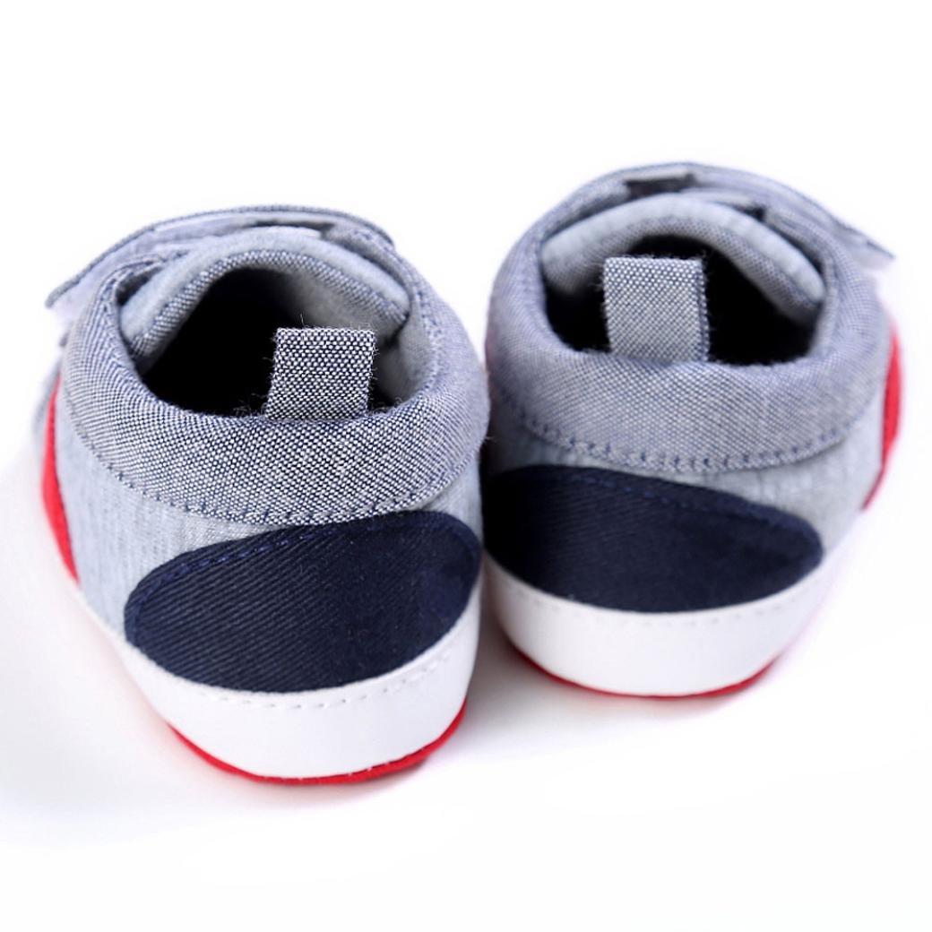 DAY8 Chaussures B/éb/é Fille Premier Pas B/éb/é Gar/çon Chaussure Hiver Chaussons Bebe Fille Printemps Anti-Glissant Baskets Mixte B/éb/é Fille Ete Gar/çon Sport Casual