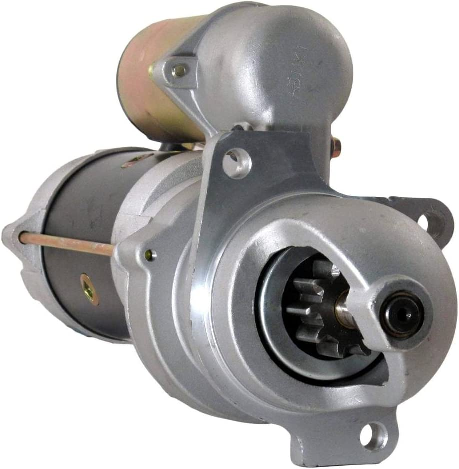 Rareelectrical NEW STARTER MOTOR COMPATIBLE 88-92 WITH HYSTER OFFicial store Ranking TOP20 LI
