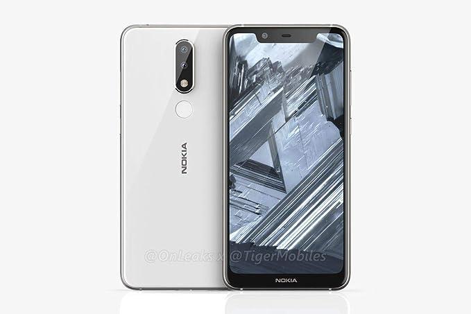 the best attitude e45ab 22838 Nokia 5.1 Plus (White, 32 GB) (3 GB RAM)