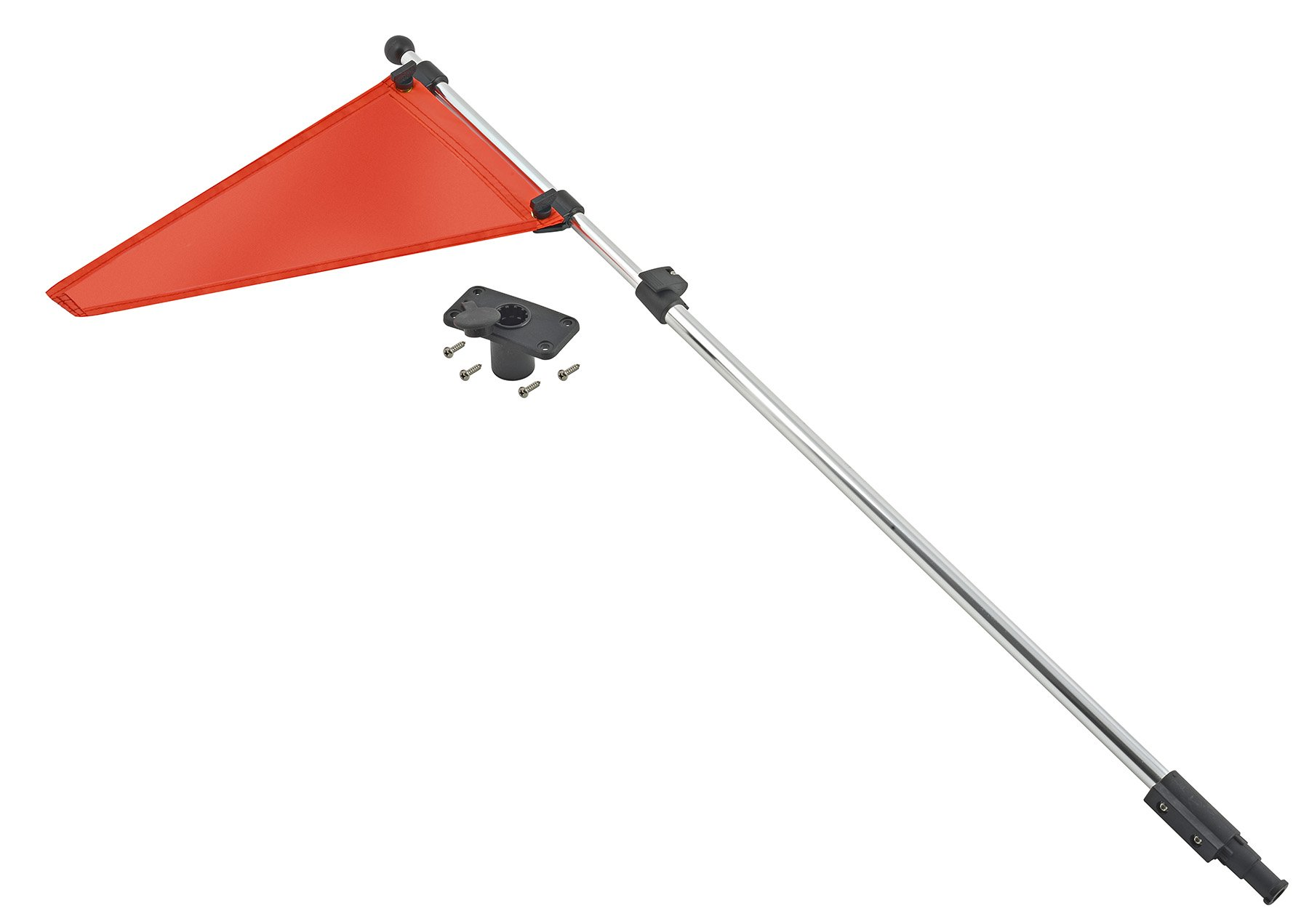 Shoreline Marine Propel Safety Flag with Mount
