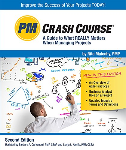PM Crash Course, 2nd Edition: A Guide to What Really Matters When Managing Projects