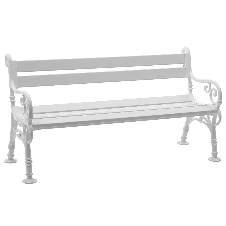Gartenbank LINDERHOF 3-Sitzer, Kunststoff, Breite: 160 cm günstig