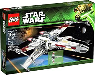 LEGO Star Wars 10240 Red Five X-wing Starfighter (B00CO683S4) | Amazon price tracker / tracking, Amazon price history charts, Amazon price watches, Amazon price drop alerts