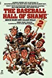 The Baseball Hall of Shame, Bruce M. Nash and Allan Zullo, 0671611135