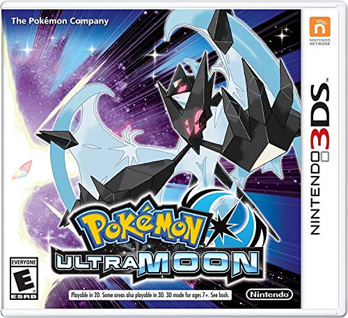 Pokémon Ultra Moon - Nintendo 3DS (Pokemon Ultra Sun And Ultra Moon New Pokemon)