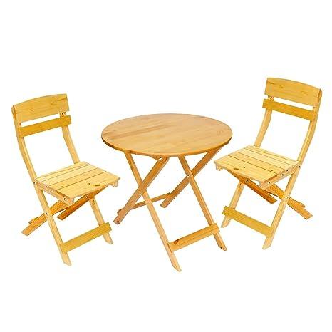 Giardino Set Tavolo Terrazza Ideale Per Sedie Con 2x Olbia BCtQrxshod