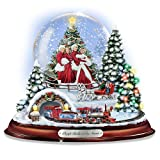 "Sleigh Bells In The Snow: Water Globe With The Movie Characters From ""White Christmas"" by The Bradford Exchange"