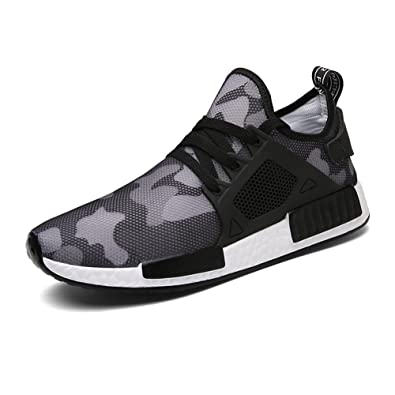 Running Shoes Camouflage Stone Lightweight Breathable Sneakers Athletic Casual Walking Shoe For Men Women