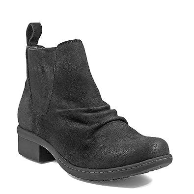 e79adc1a6b15 Bogs Womens Auburn Slip-on Chelsea Boot Black Size 6