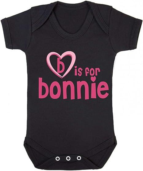 Playsuit B Is For Bonnie Baby Vest Bonnie Baby Bodysuit