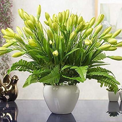 Amazon jhyflower flower arrangement artificial flower jhyflower flower arrangement artificial flower artificial flower decoration floral indoor silk flower suit living room model mightylinksfo