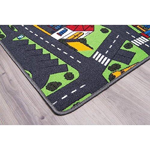 Kinderteppich Spielteppich CITY 1,40 x 2,00