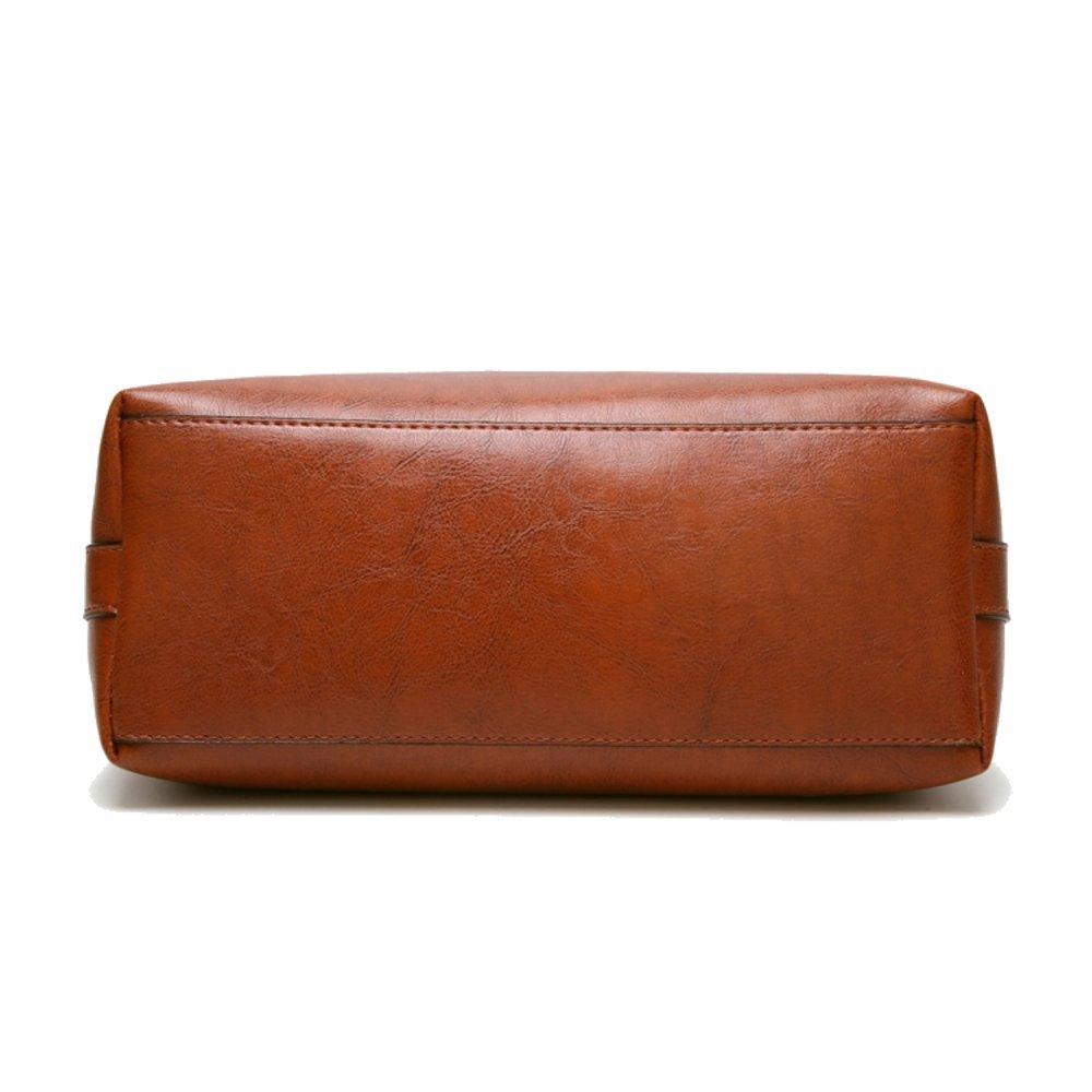 Women Handbags Designer Ladies Satchel Hobo Bags Tote PU Leather Handbags Shoulder Purse by BragBag (Image #5)