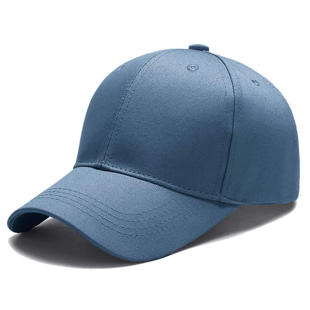 d8de8ed83 Yidarton Baseball Cap Polo Style Classic Sports Casual Plain Sun Hat  product image