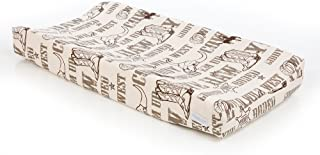 product image for Glenna Jean Carson Changing Pad Cover, Cowboy Print