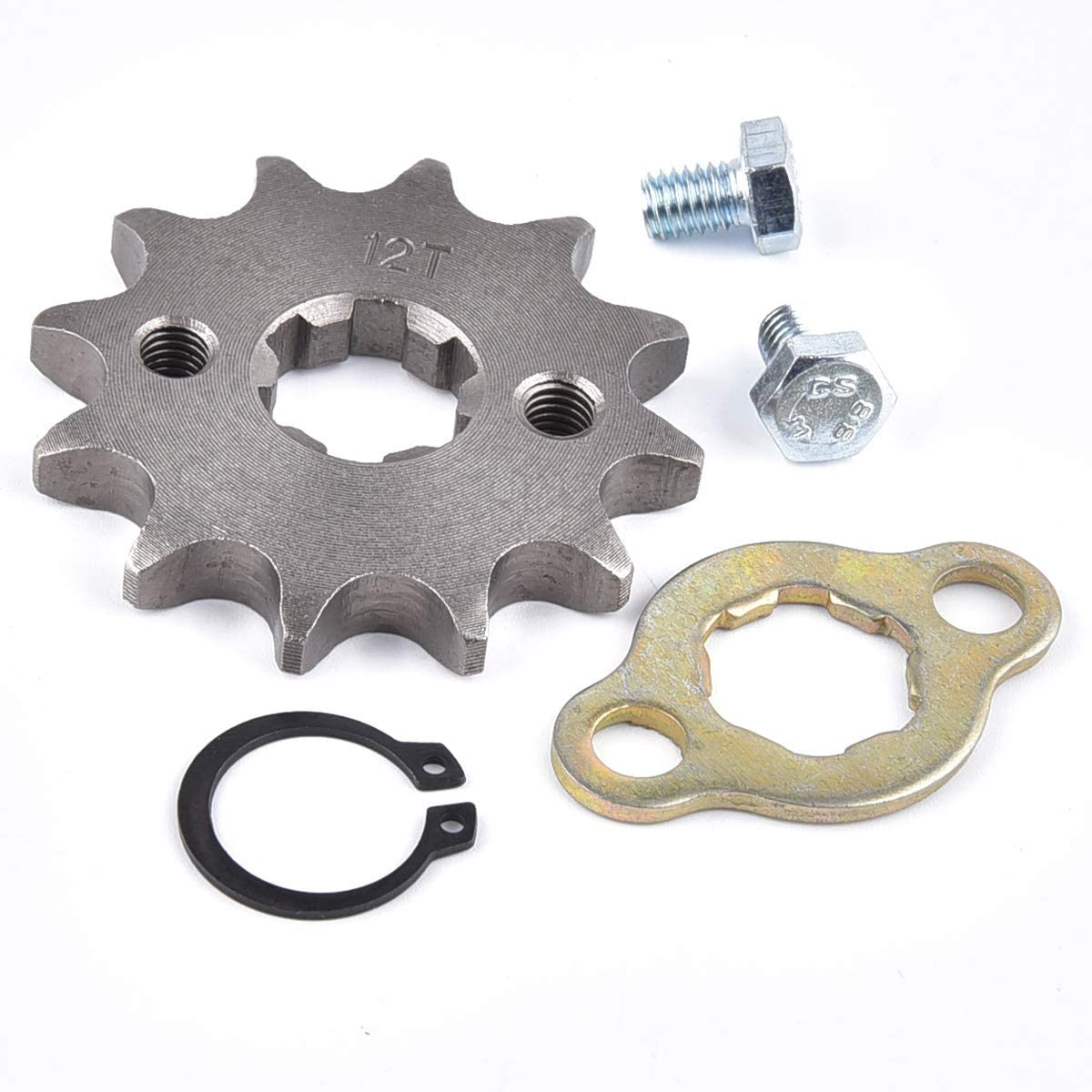 428 14T Front Chain Sprocket 50cc 90cc 110cc 125cc Sunl Roketa ATV Dirt Bike