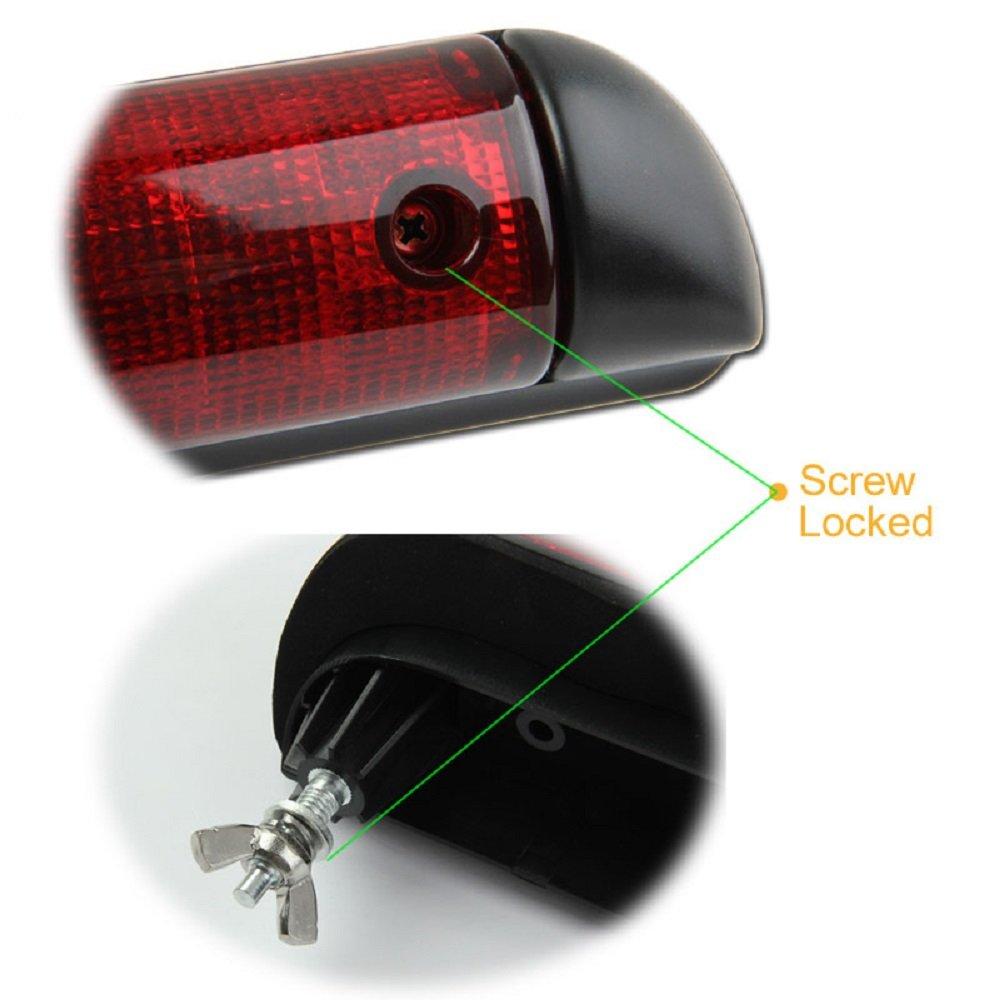 Telecamera per la retromarcia integrato nella terza luce freno specifico per veicolo per Fiat Ducato Citroen Jumper II Typ 250 Cam Citroen Relay Peugeot Boxer 06-17
