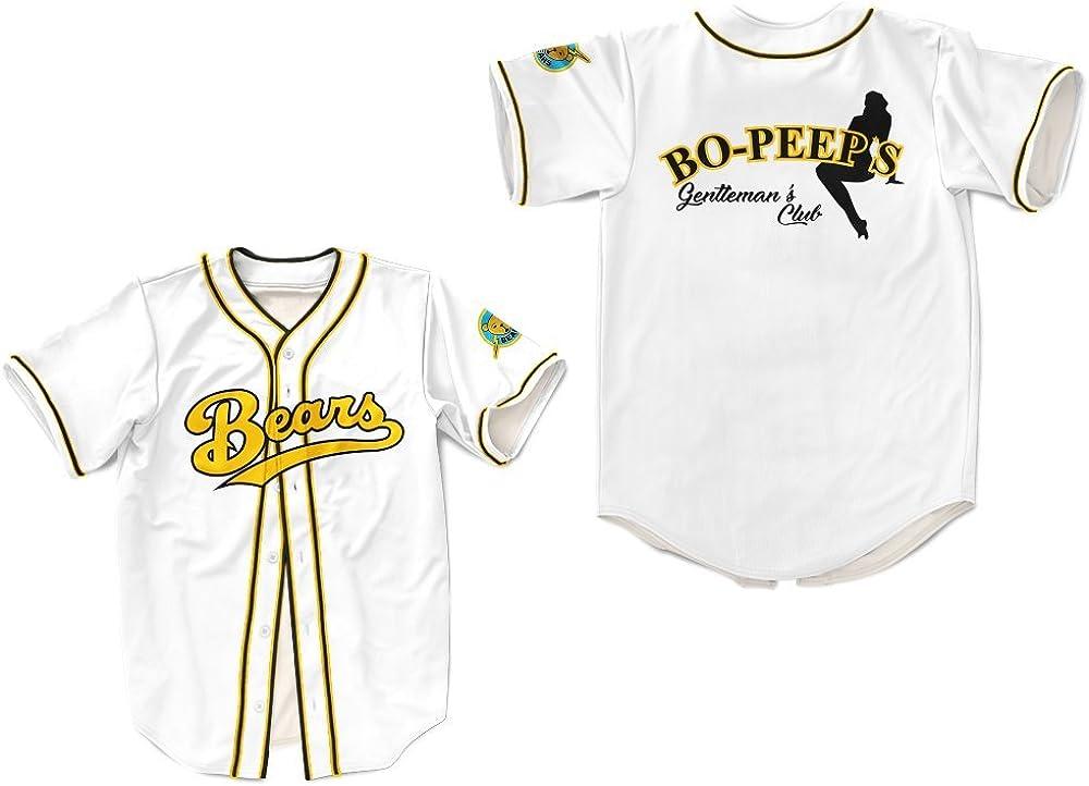Bears Jersey Stitch Shirt Baseball