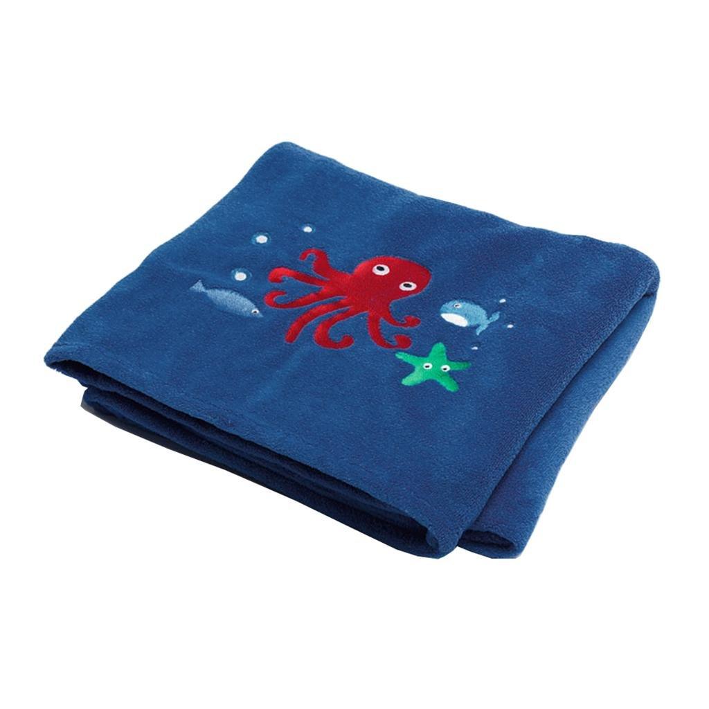 Jiggle & Giggle Kinderbettwäsche 5-teiliges Set Krake Bettwäsche Set Thinkbay