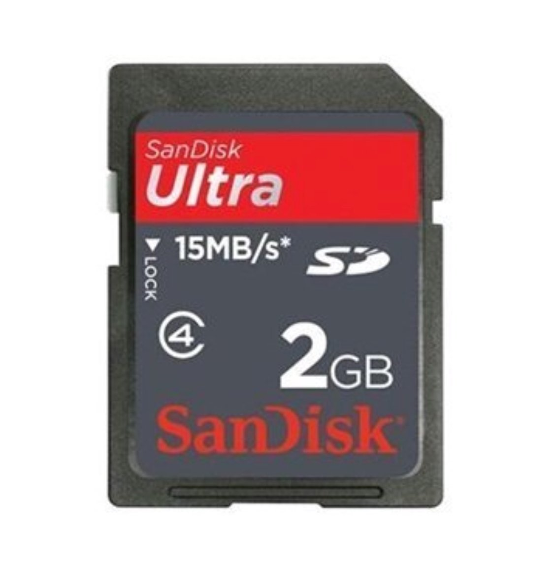 Sandisk Ultra® II SDTM 2GB 2GB SD memoria flash - Tarjeta de ...
