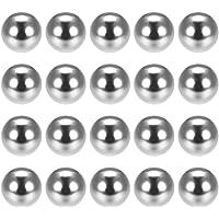 Sourcingmap G25 - Bolas de rodamiento de acero
