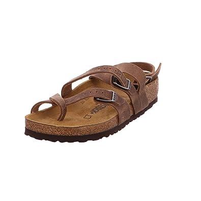 ac8d58f6f139c4 BIRKENSTOCK Womens Seres Camberra Old Tabacco Leather Sandals 41 EU. Für  größere Ansicht Maus über das Bild ziehen