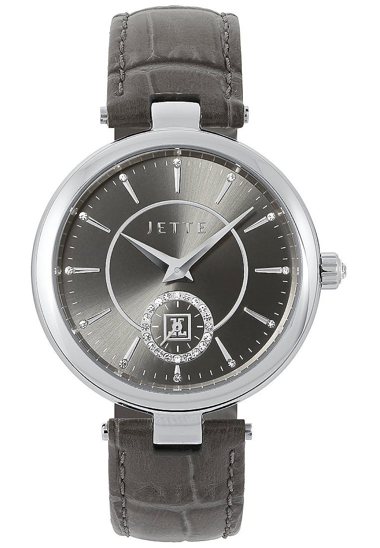 JETTE Time Damen-Armbanduhr Time Analog Quarz One Size - grau - grau