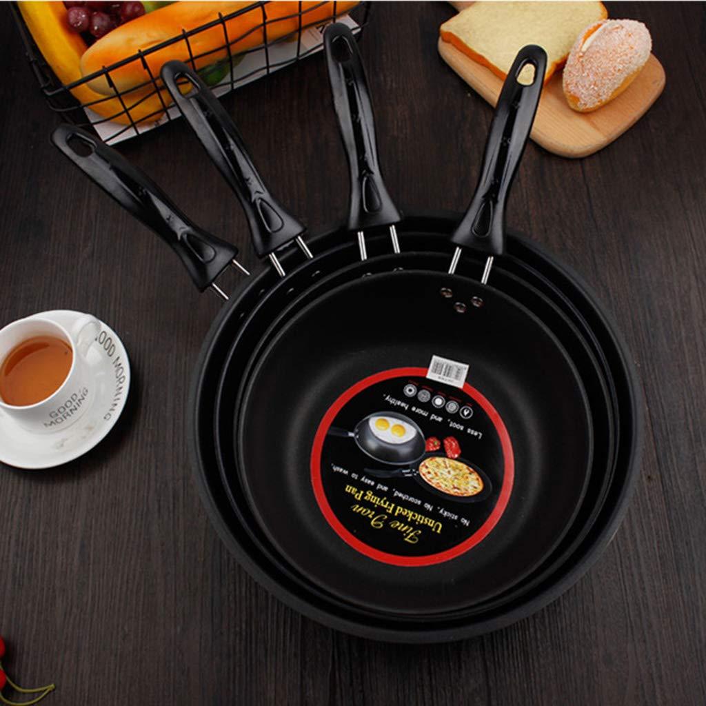 JIAY Cuisine Anti-Adh/ésif Fer Po/êle Po/êle Pour Induction De Gaz Casserole /À Oeufs Pancake Pot /À D/îner Outils Cuisine