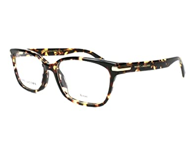 50630a46bcb Marc Jacobs MARC 190 Eyeglasses 0LWP Crystal Havana 53-16-145   Amazon.co.uk  Shoes   Bags