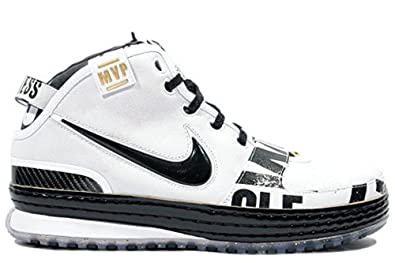 01fd8f31358a5 Amazon.com | Nike Zoom Lebron 6 MVP - 386735 101 - Size 7.5 | Basketball