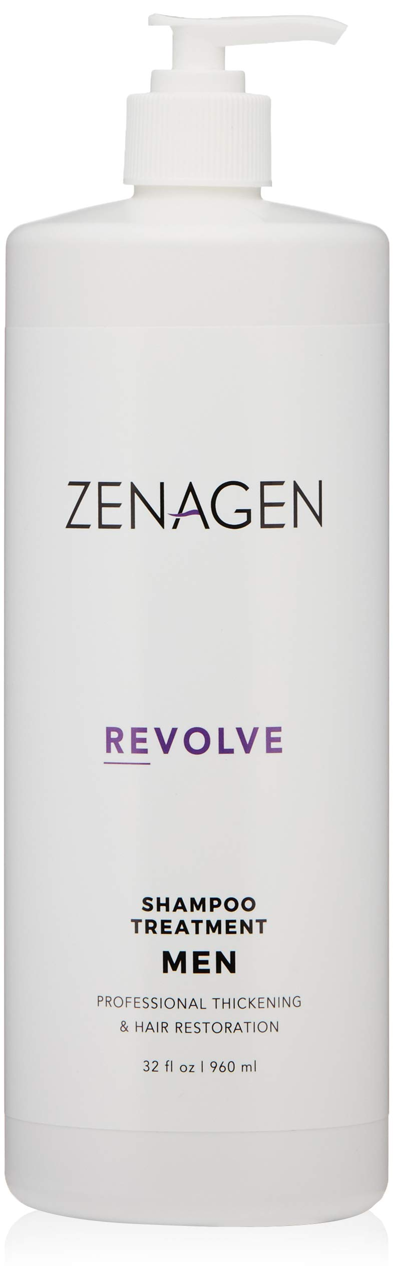 Zenagen Revolve Thickening and Hair Loss Shampoo Treatment for Men, 32 oz. by Zenagen