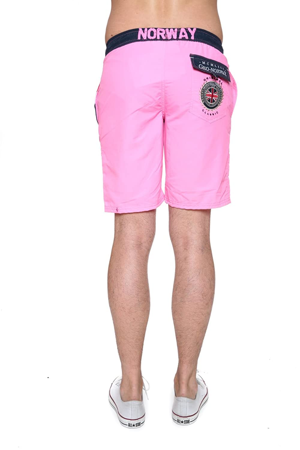 Geographical Norway?-?T-Shirt Geographical Norway quercuss Swimsuit Pink