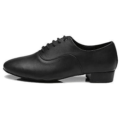 Sansha Zapatillas de Danza de Poliuretano Para Hombre Negro Negro, Color Negro, Talla 41