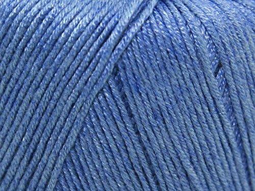 Sirdar Snuggly Baby Bamboo Knitting Yarn DK 117 Dinky Denim - per 50 gram (Sirdar Baby Bamboo)