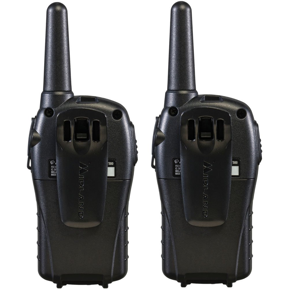 Midland LXT560VP3 36-Channel GMRS with NOAA Weather Alert and 26-Mile Range Midland Consumer Radio