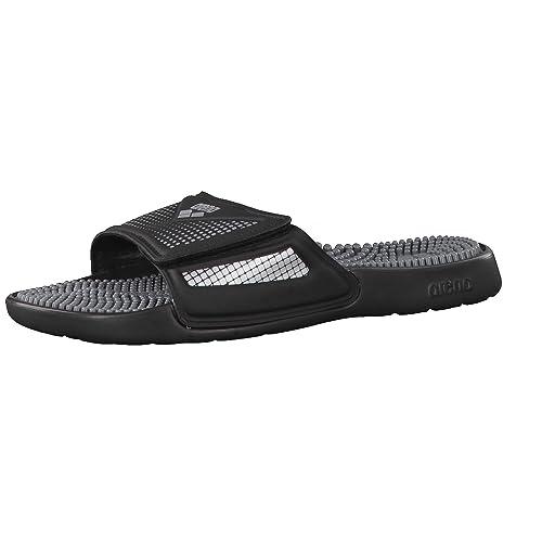 6216a24233c Arena Marco Men s Massaging Velcro Pool Sandals  Amazon.co.uk  Shoes ...